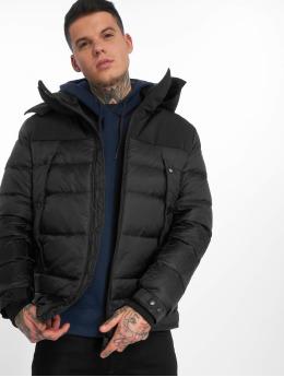 Helvetica Winter Jacket Summit  black
