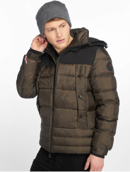 Helvetica Winter Jacket Summit khaki