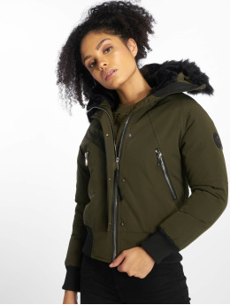 Helvetica Winter Jacket Jura Dark Edition  khaki