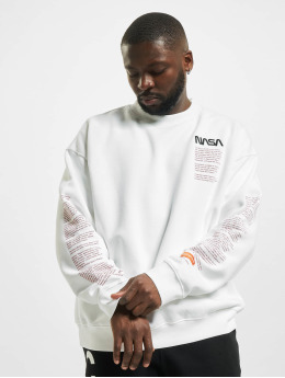 Heron Preston Sweat & Pull Facts blanc