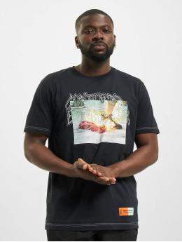 Heron Preston T-Shirty Sami Miro czarny