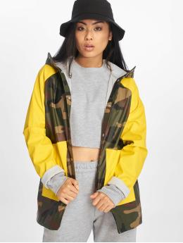 Herschel Демисезонная куртка Women's Rainwear Classic камуфляж