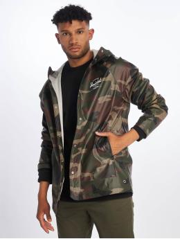 Herschel Демисезонная куртка Classic  камуфляж