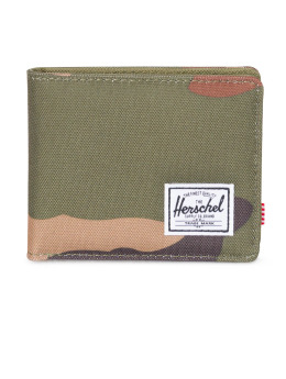 Herschel Geldbeutel Roy And Coin Rfid camouflage