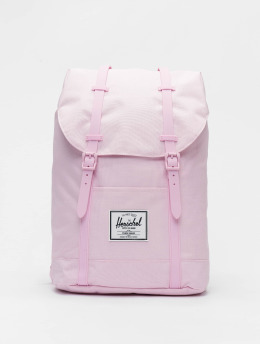 Herschel Plecaki Retreat pink