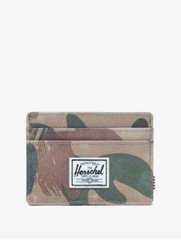 Herschel Portefeuille Charlie Rfid  camouflage