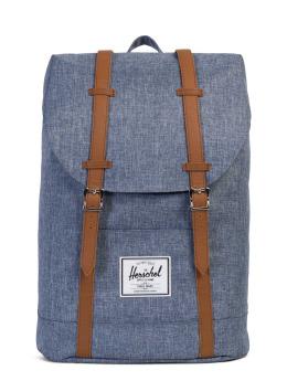 Herschel Rucksack Retreat blau