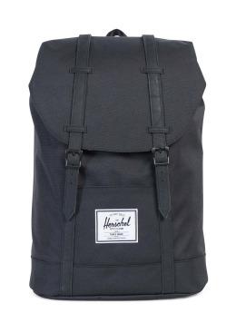 Herschel Rucksack Retreat schwarz