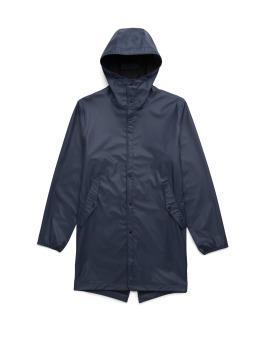 Herschel Übergangsjacke Rainwear Fishtail blau