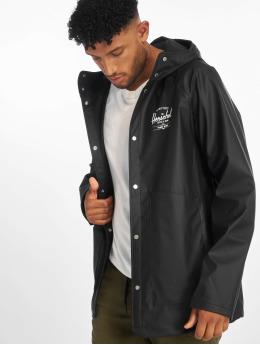 Herschel Välikausitakit Classic Rain musta