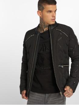 Horspist Демисезонная куртка Devon Down Feather черный