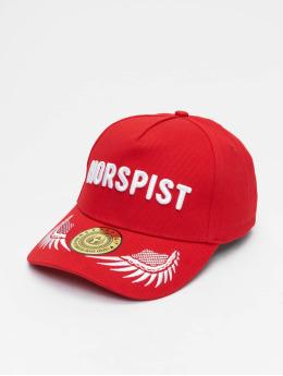 Horspist Gorra Snapback Strapback rojo