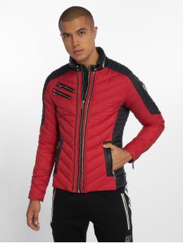 Horspist Manteau hiver Jim rouge