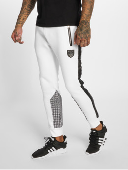 Horspist Pantalón deportivo Python  blanco