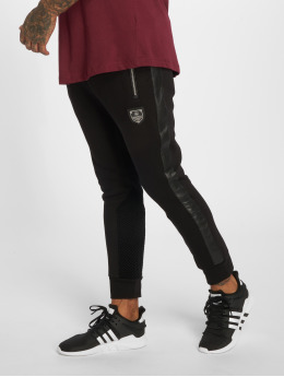 Horspist Pantalón deportivo Python negro