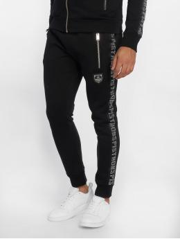 Horspist Pantalone ginnico Jagger nero