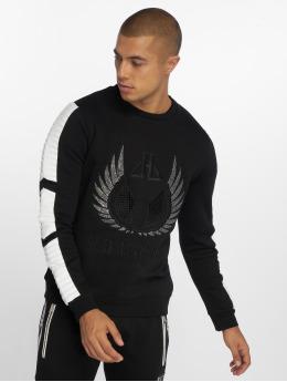 Horspist Pullover Rock schwarz