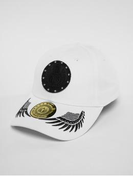 Horspist Snapback Cap Darnel white