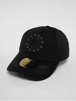 Horspist Snapback Caps Darnel czarny