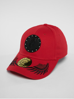 Horspist Snapback Caps Darnel  punainen