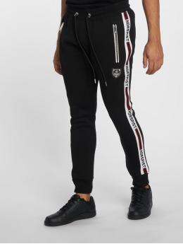 Horspist Spodnie do joggingu Hops czarny