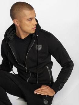 Horspist Sweat capuche Oxford noir