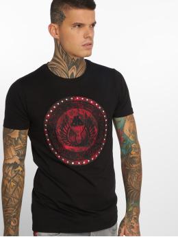 Horspist T-Shirt Derby  black