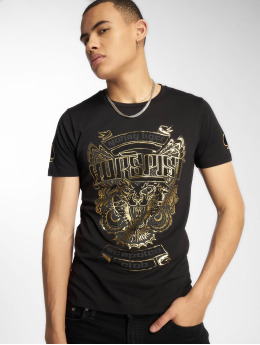 Horspist T-shirt Dallas  nero