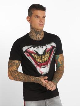 Horspist T-Shirt Contredas schwarz