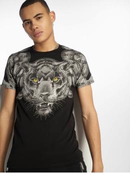 Horspist T-skjorter Baguera svart