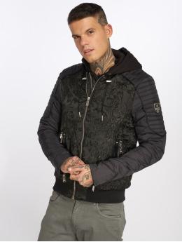 Horspist Winter Jacket Hogan black