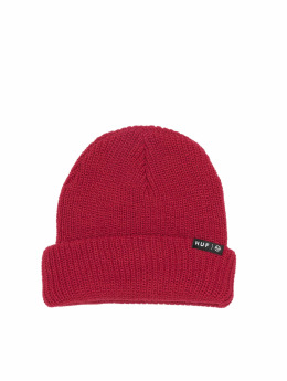 HUF Beanie Usual rot