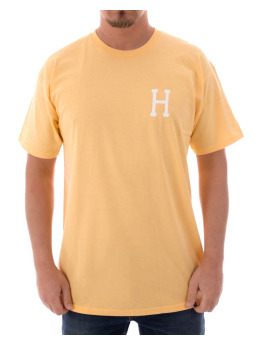 HUF Camiseta Classic H naranja