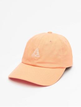 HUF Casquette Snapback & Strapback Essentials Tt Cv Hat orange
