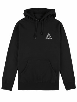 HUF Hoody City Rose schwarz