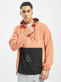 HUF Lightweight Jacket Peak 3.0 Anorak orange