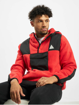 HUF Lightweight Jacket Boulevard Anorak red