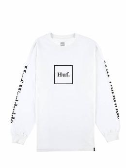 HUF Longsleeve Domestic white