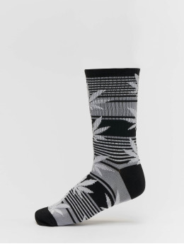 HUF Socken Plantlife grau