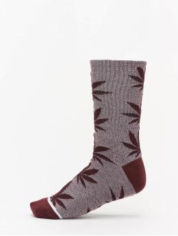 HUF Socken Plantlife Kush rot