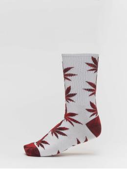 HUF Socken Plantlife Tiedye rot