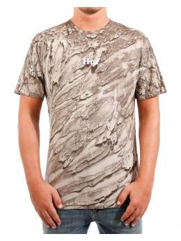 HUF T-Shirt Ambush Sand Tie Dye braun