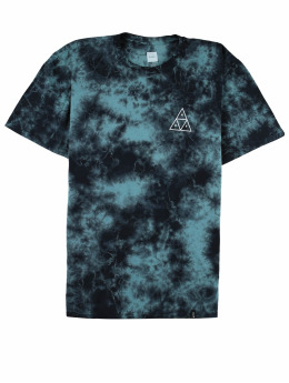 HUF T-Shirt Triple Triangle Td S/S grün