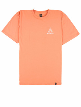HUF T-Shirt Essentials Tt S/S orange