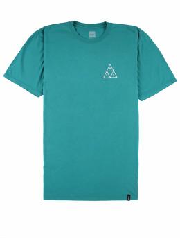 HUF T-Shirty Rose Tt S/S  zielony