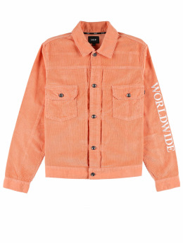 HUF Übergangsjacke Lennox orange