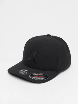 Hurley Flexfitted Cap Dri Fit One & Only noir