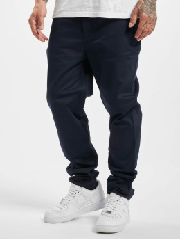 I Love Ugly Chino pants Jonty  blue