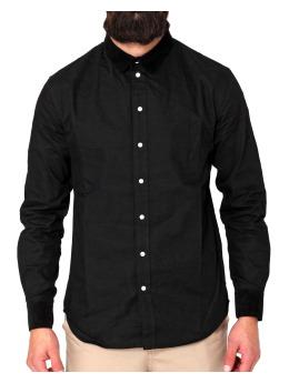 I Love Ugly Skjorter I Love Ugly Shirt Black svart