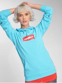 Illmatic Bluzy z kapturem Arrow turkusowy